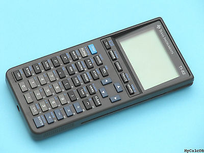 Calculatrice Grise Texas Instruments Ti-82