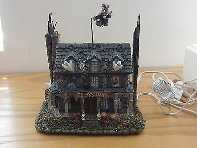 Hawthorne Village Collection Munsters Halloween Lily's Inn