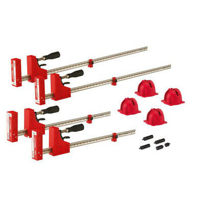 Jet 70411 Parallel Clamp Framing Kit w/ Precision-Rule Measurement System New