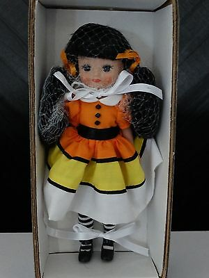 """Betsy McCall 8"""" doll Robert Tonner Candy Corn Confection NRFB"""