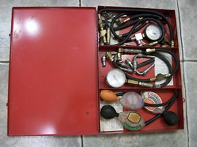 Mac Tools FIT343MB Fuel Injection Pressure Tester Kit Bosch CIS CHEVROLET GM TBI