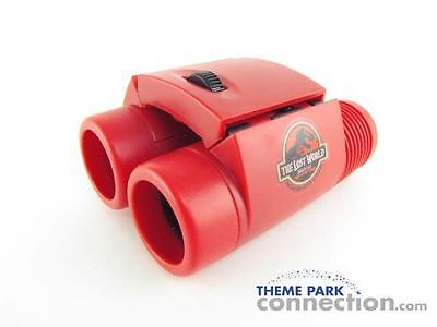 The LOST WORLD JURASSIC PARK 1997 Movie Promotional Discover Card Binoculars