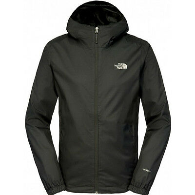 North Face Quest Mens Jacket Coat - Tnf Black All Sizes