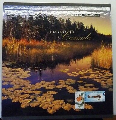 1999 Collection Canada Postage Stamps