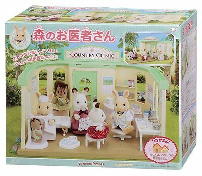 Calico Critters Sylvanian Families COUNTRY CLINIC Epoch