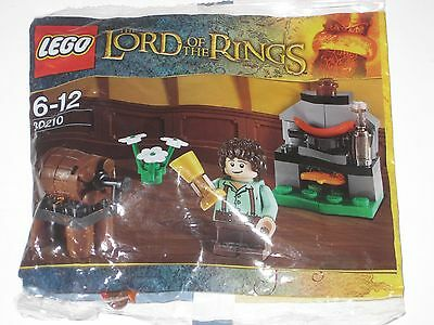 LEGO Lord of the Rings 30210 FRODO COOKING CORNER NISB FREE POSTAGE