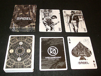 "New Sealed DecK Of ""Babel""   Playing Cards by Card Experiment"