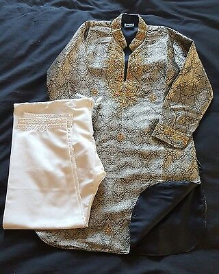Boys Indian Outfit Ideal For Weddings