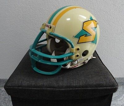 SACRAMENTO SURGE HELM RIDDELL WLAF World League Football GALAXY