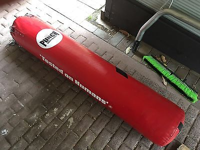PUNCH Brand 'trophy getter' 6ft Punching Bag Boxing Bag. Near New.