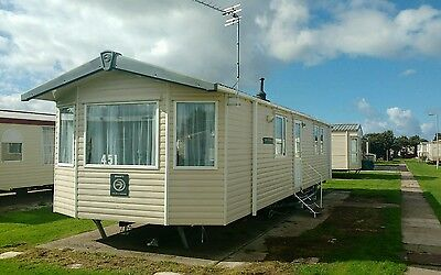 Static Caravan For Hire Over New Year 3 Nights 31/12/16-02/01/17, 6 Berth