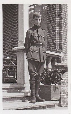 Royalty Prince Leopold Of Belgium Photocard