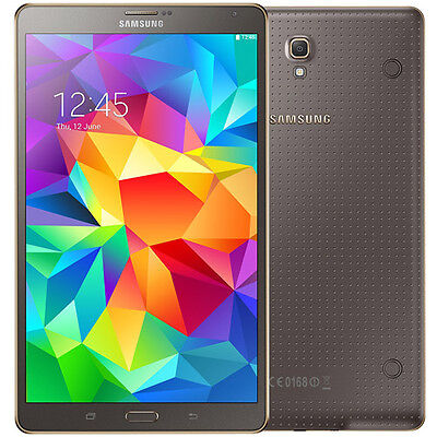 """Samsung Galaxy Tab S SM-T700 8.4"""" 21,3 cm Tablet Smartphone 16GB WIFI Android"""