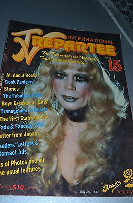 Tv Repartee Number 15 Mainly Dedicated To Transvestites Cd And Transgender