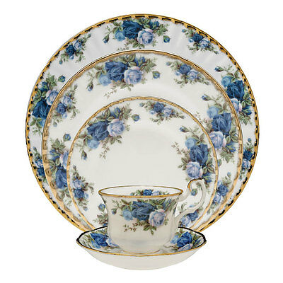 Royal Albert Moonlight Rose 20Pc China Set, Service for 4