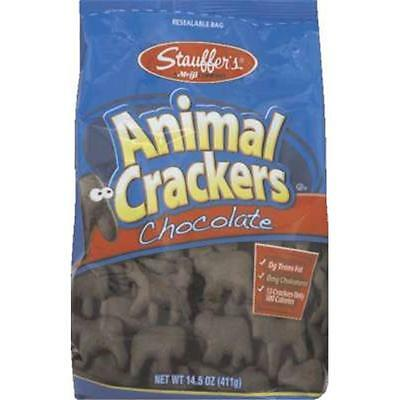 Stauffer's Animal Cracke Roasted Chocolate 14.5 Oz (Pack Of 12)