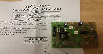 Desa Heater Ignition Control Assembly Part # 10406802 NOS