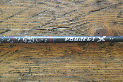 Callaway Project X LZ 60 Red San Diego 6.0 Driver Shaft