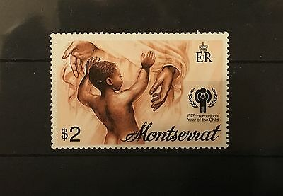 MINT stamps - Montserrat 'Year of the Child' 1979