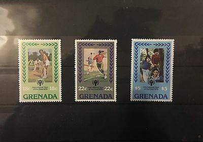 MINT stamps - Grenada 'Year of the Child' 1979 (1)