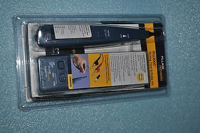 Fluke Networks Pro 3000 Analog Tone & Probe Kit New