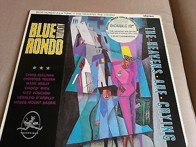 "Blue Rondo a la Turk - the heavens are crying double 12"" single"