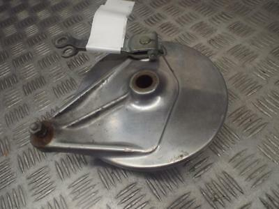 Honda CB400T CB400 T Dream 1979 Rear Back Brake Braking Drum Plate