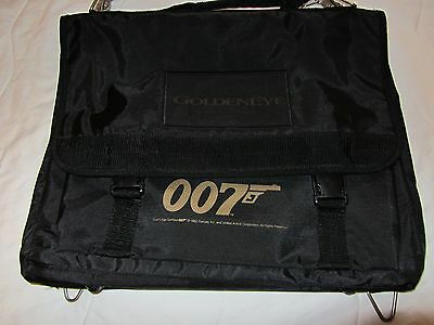 Goldeneye promotional briefcase - James Bond 007 - rare and cool item