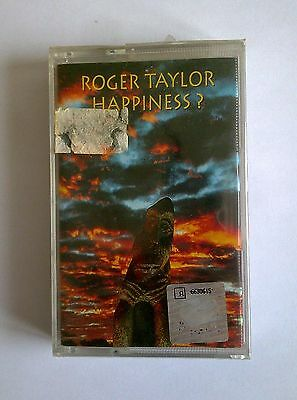 ROGER TAYLOR ex QUEEN - 1994 - HAPPINESS ? - VERY RARE First Polish Distribution