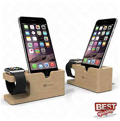 Charging Dock Stand Bracket Accessories iPhone Holder For Apple Watch i Watch se