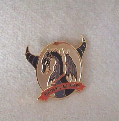 Disney Pin Pros Now You Will (Wanna) Trade With Me Maleficent
