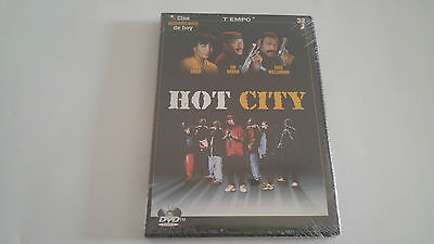 Hot City Dvd Pelicula Completa Film Precintada  Sealed New