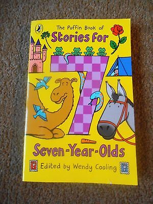 The Puffin Book of Stories for Seven-year-olds by Wendy Cooling (Paperback, 1996