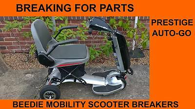 Prestige Autogo Mobility Scooter Breaking / This Sale - Controller