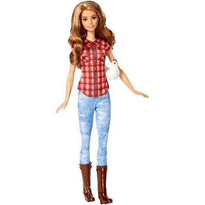 Barbie Career Farmer Doll