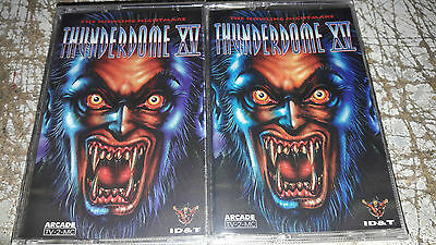 Cassette/tape Thunderdome Xv The Howling Nightmare Nuevo/precintado New/sealed