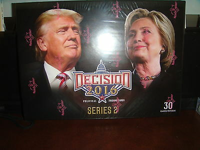 2016 Decision Series 2 Hobby Box LOADED EXTREMELY LIMITED PRODUCT ONLY 100 CASES