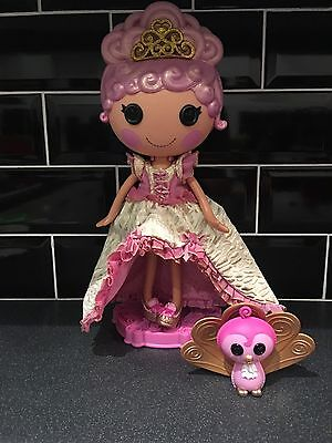 Lalaloopsy Goldie Luxe Limited Edition Collectors Doll