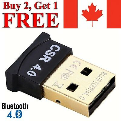 USB 4.0 Bluetooth Adapter High Speed Dongle Wireless for PC Windows Computer