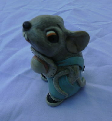 Pendelfin RARE FATHER MOUSE  VINTAGE STONEWARE  MADE IN BURNLEY