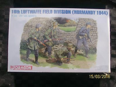 Dragon 1/35th scale 16th Luftwaffe Division