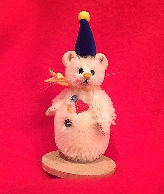 "Deb Canham's ""snowmouse"" From Her Collectors Club"