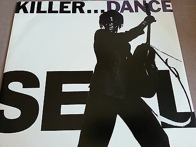 "Seal - killer - 12"" single in picture sleeve"