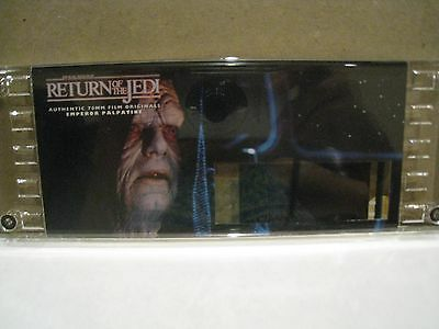 Star Wars Return of the Jedi -EMPEROR PALPATINE #2769- Authentic 70mm Film Cell