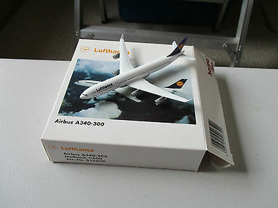 Herpa Wings  516549 Lufthansa A340-300 Version 1