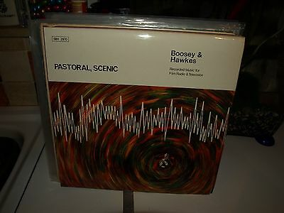 BOOSEY AND HAWKES SOUND EFFECTS pastoral vinyl album