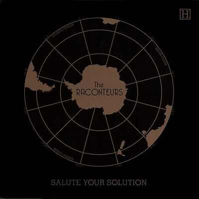 """The Raconteurs - Salute Your Solution (12"""" Limited Edition Mint Single)"""