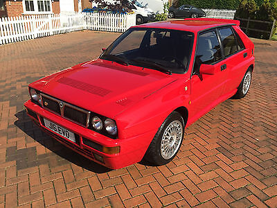 LANCIA DELTA INTEGRALE EVO 1 superb and low milage
