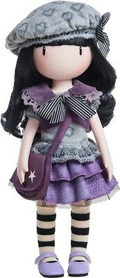 BNWT Paola Reina GORJUSS by SANTORO 'Little Violet' Doll Made in SPAIN