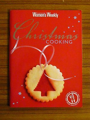 Women's Weekly Recipe Book - Christmas Cooking Celebration Festive Season